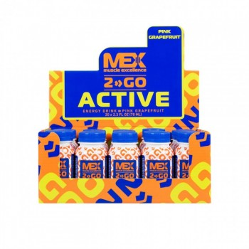 Mex Active Shot (20 x 70 ml)