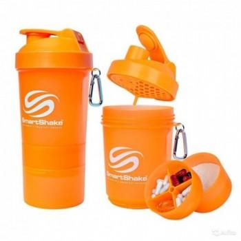 SmartShake Original2Go Neon Orange 600 ml
