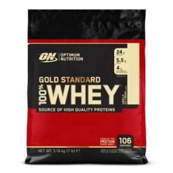 ON 100% Whey Gold Standard 3,2 kg