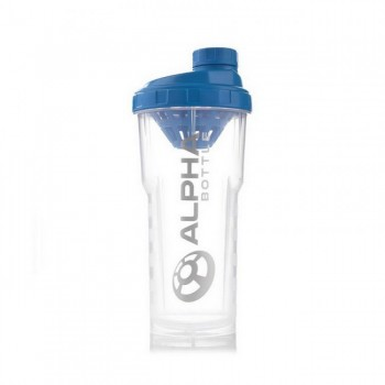Alpha Bottle Shaker Blue  700 ml