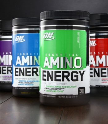 ON AMINO ENERGY  30 & 65 порций