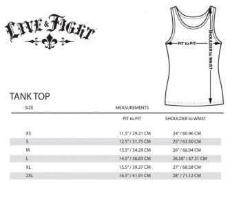 Live & Fight Women's TANK TOP WORKOUT camo&black