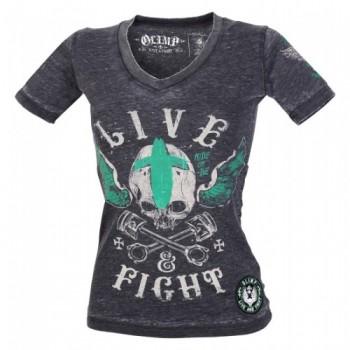 OLIMP LIVE & FIGHT LADY'S RIDE FREE Gray