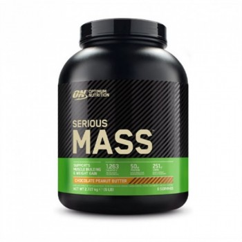 ON SERIOUS MASS 2,7 KG