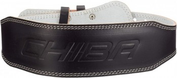 CHIBA - Leather Belt - Black