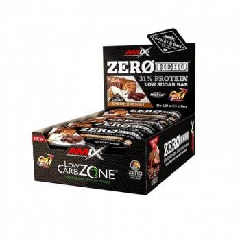 AMIX ZERO PROTEIN BAR BOX 15 X 65 gr.