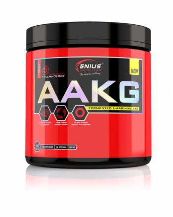 Genius Nutrition AAKG 180tabs/1000mg