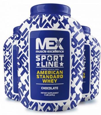 Mex American Standard Whey 2,27kg