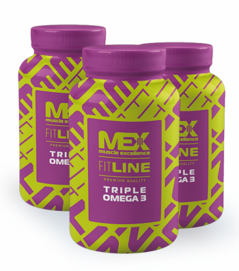 MEX Triple Omega 3 (90 softgels)