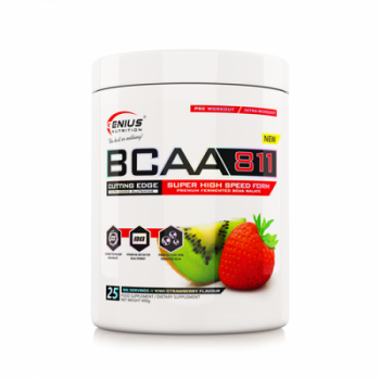 Genius Nutrition BCAA 8:1:1 - 400 gr