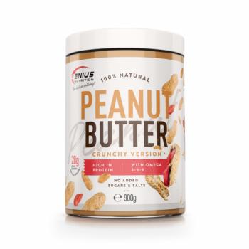 Genius Nutrition Peanut Butter 900g