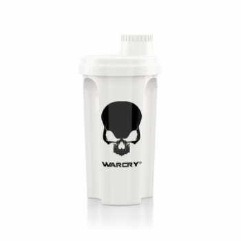 Shaker Warcry White 700 ml