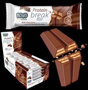 NOVO Protein Break 25 шт * 22 gr