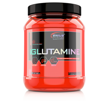 Genius Nutrition iGlutamine 450g