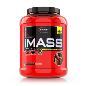 GENIUS NUTRITION iMass 2500 gr