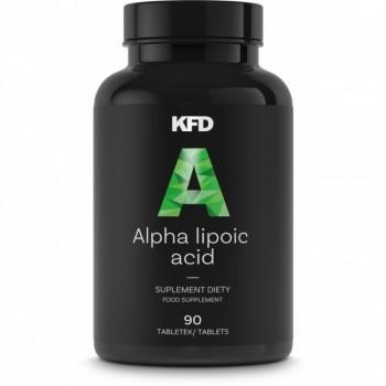 KFD ALPHA LIPOIC ACID - (ALA) - 90 TAB.