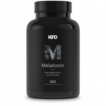 KFD MELATONIN - 200 CAPS.