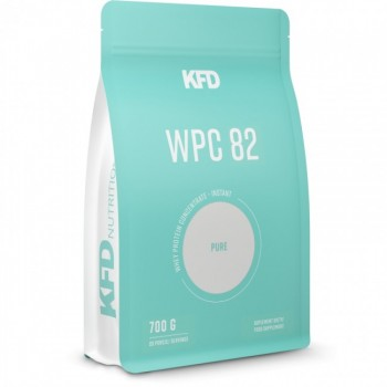 KFD WPC PURE 80% PROTEIN 700 gr