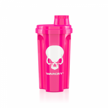 Shaker Warcry Neon Pink 700 ml