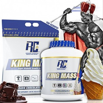 RONNIE COLEMAN KING MASS XL - 4,5 kg