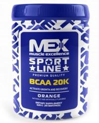 MEX BCAA  8:1:1 - 520 gr - 350 лей  -      1040 gr - 600 лей