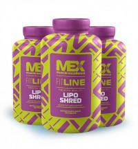 MEX Lipo Shred 120 tabs