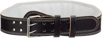 CHIBA - Leather Belt - Black