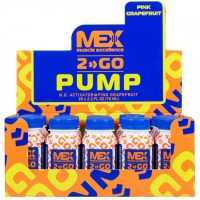 Mex Pump Shot (20 x 70 ml)