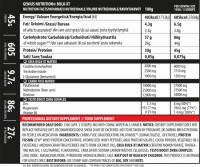 Genius Nutrition BULK-XT 4000g