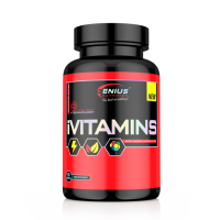 Genius Nutrition iVitamins 60 капсул