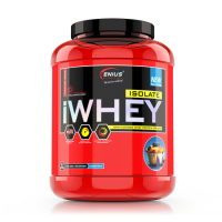 Genius Nutrition iWhey Isolate 2 kg - 100% Organic