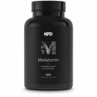 KFD MELATONIN - 200 CAPS.