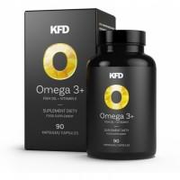 KFD Premium Omega 3+  (90 кап)