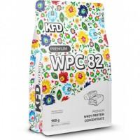KFD NUTRITION PREMIUM WPC 82% - 900 GR