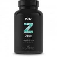 KFD ZINC - 120 CAPS