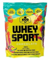 MUST  WHEY PROTEIN - 2000 gr  Made In Germany