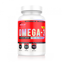Genius Nutrition Omega-3 90 softgels