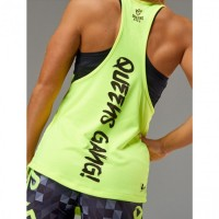 LIVE & FIGHT Women's TANK TOP WORKOUT Neon