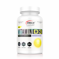 Genius Nutrition  VITAMIN D3 - 90 tabs