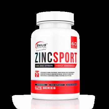Genius Nutrition Zinc Sport 60 tabs