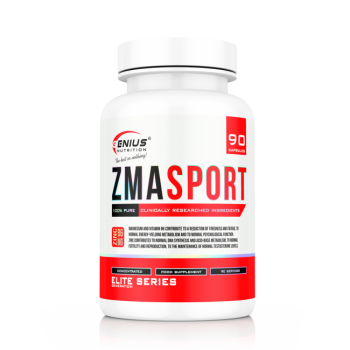 Genius Nutrition ZMA SPORT 90caps